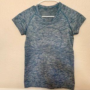 Tops - Lululemon blue shirt